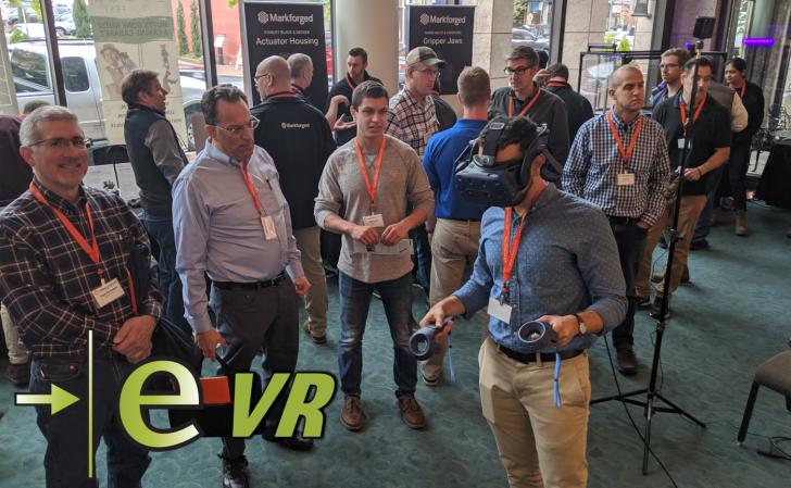 Usuarios pueden experimentar la Realidad Virtual de SOLIDWORKS EN eDrawings 2020