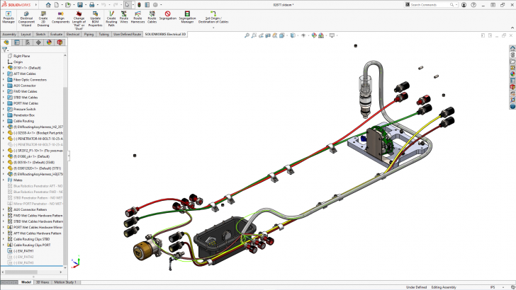 What's New SOLIDWORKS Electrical 2021