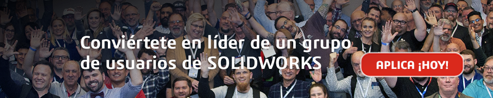 grupo de usuarios de SOLIDWORKS