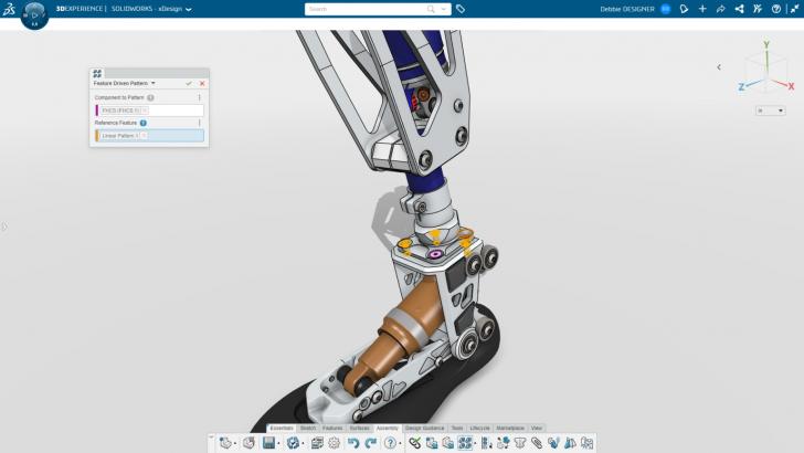 Novedades de los roles de diseño de 3DEXPERIENCE 2021