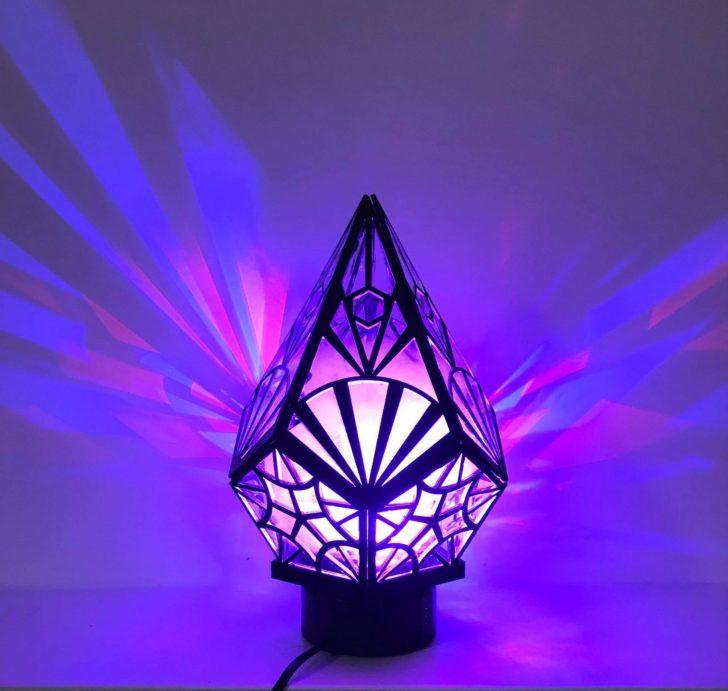 Creación de una linterna de vidrieras