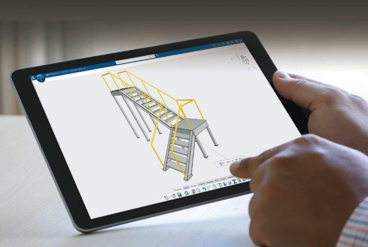 Cree diseños de estructuras listos para la fabricación con el creador de estructuras 3D basado en la web