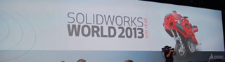 15:e SolidWorks World invigd!