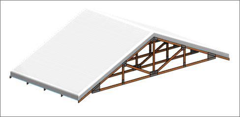 Hur mycket tryck från vinterstormarna klarar ditt tak?