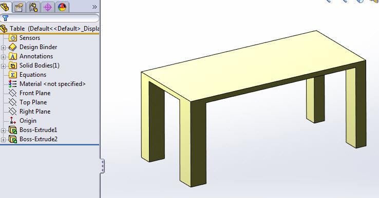 Exportera 3D DWG format ifrån SolidWorks