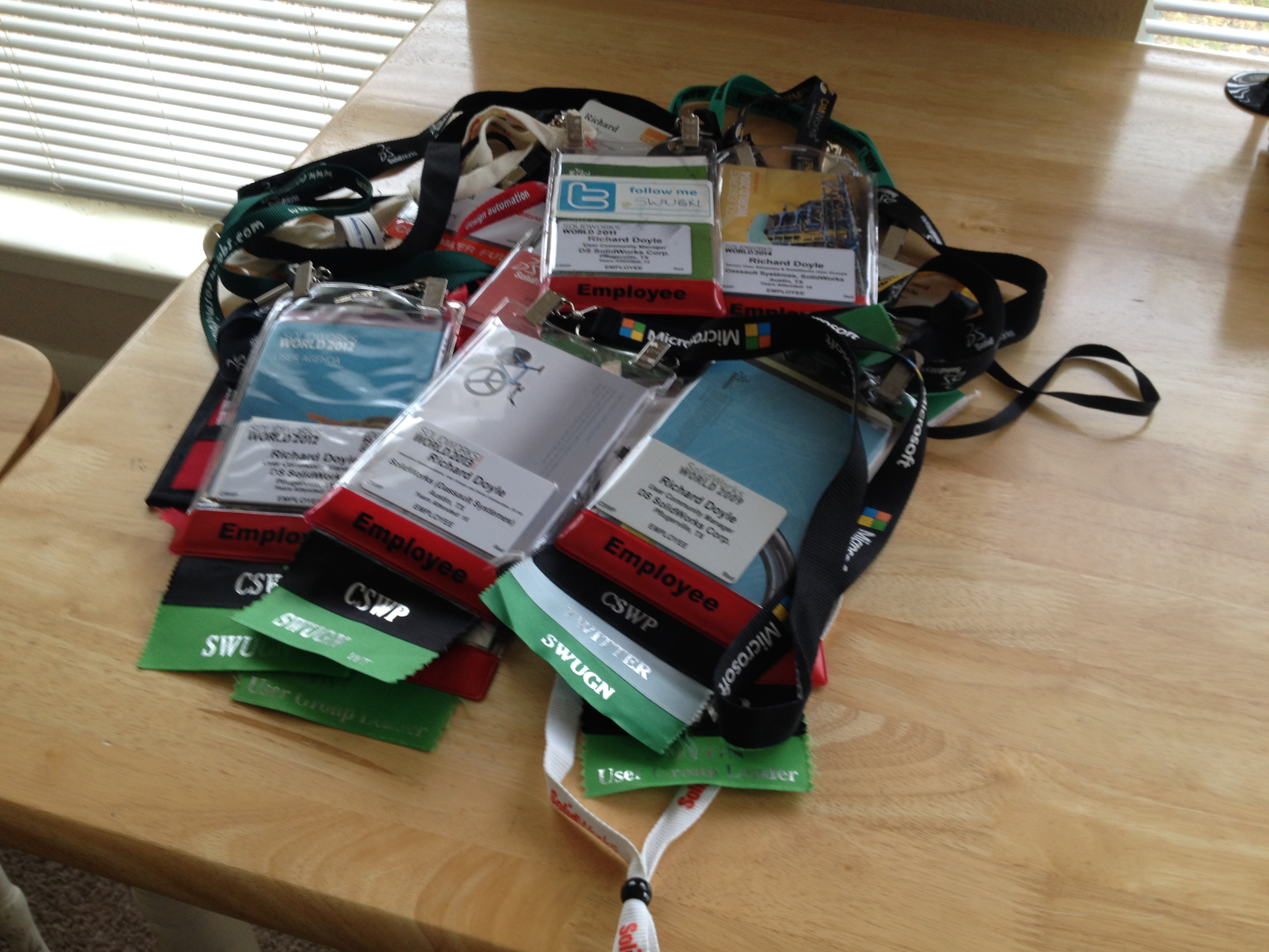 SOLIDWORKS World 2015 – Here's Where You Can Find Me (Part 1)
