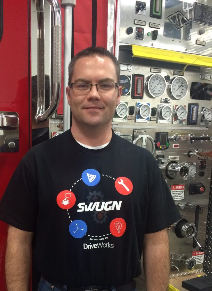 SWUGN Group Leader Spotlight: Bradley Hakeman