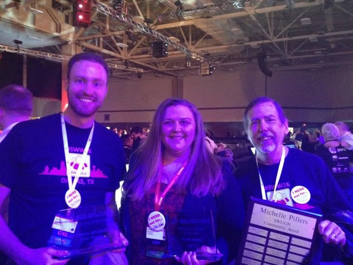 The 2015 SWUGN Awards