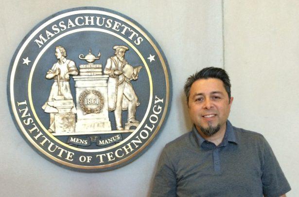 Ed Hernandez at MIT