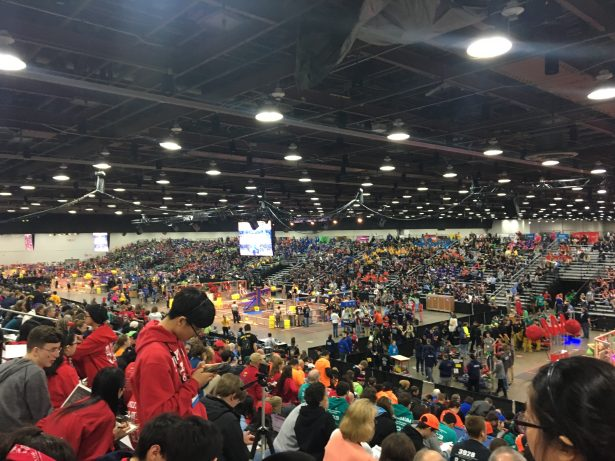 The FIRST Robotics Competition