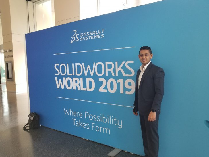 Learn from a Former Student! Jump-start Your Career by Attending 3DEXPERIENCE World for Free!