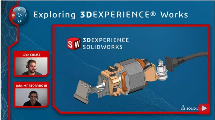 Expand SOLIDWORKS in Your Classroom with Industry Best Practices Using Cloud-Connected Applications