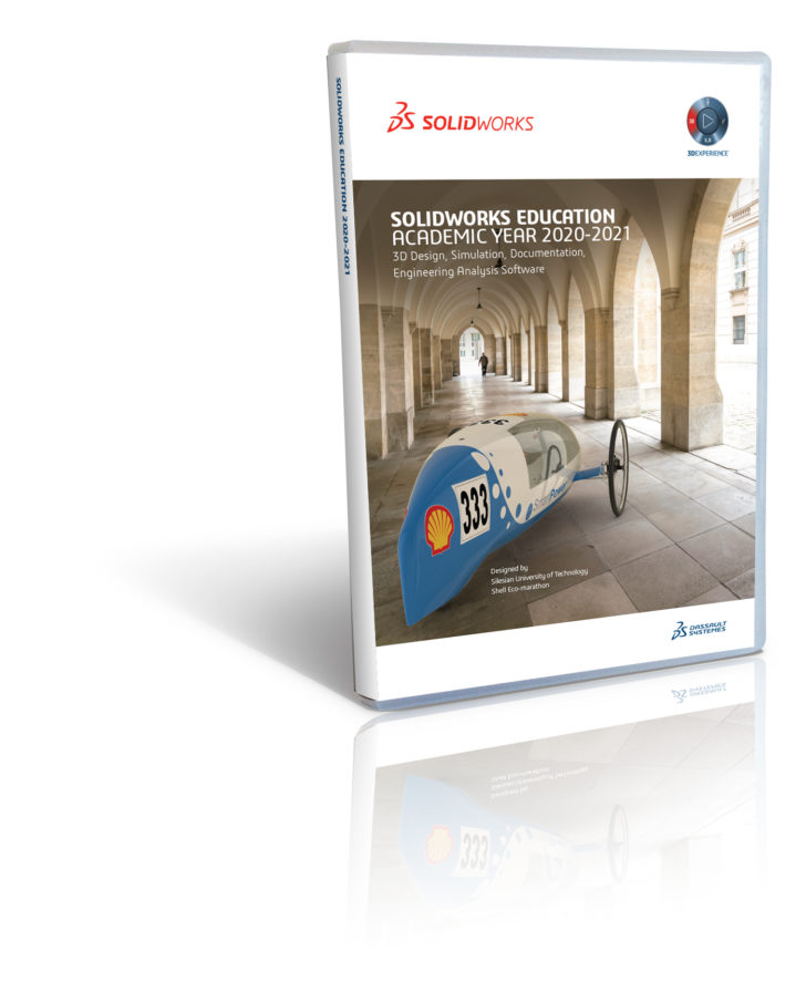 Save 10% off the 2020-2021 SOLIDWORKS Student Edition now!
