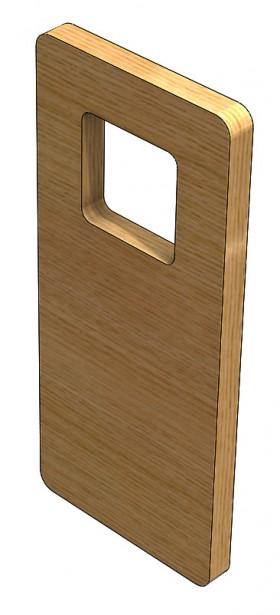 Door Created in SolidWorks