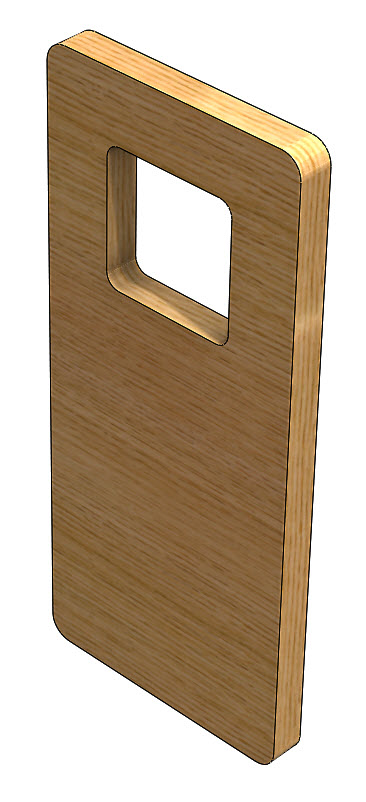 Creating a Log Cabin in SolidWorks – Part 5: Creating Doors
