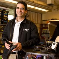 Genius grant goes to outstanding engineering educator