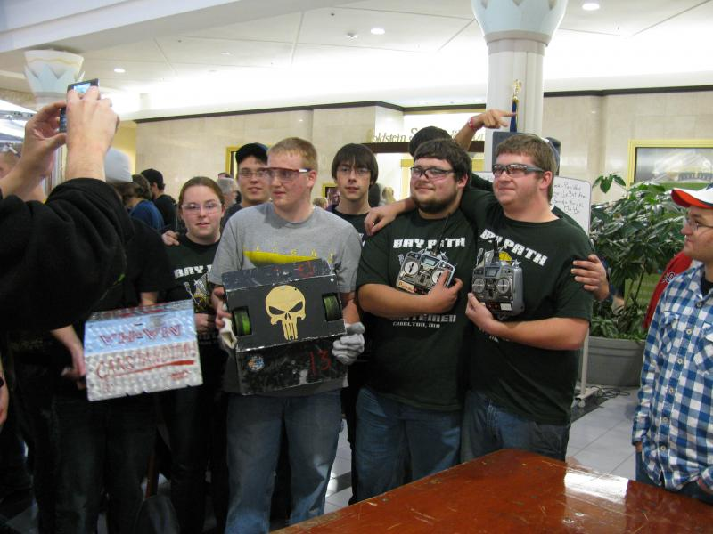 ACTE, National Robotics League,  and Howe and Howe Premiere