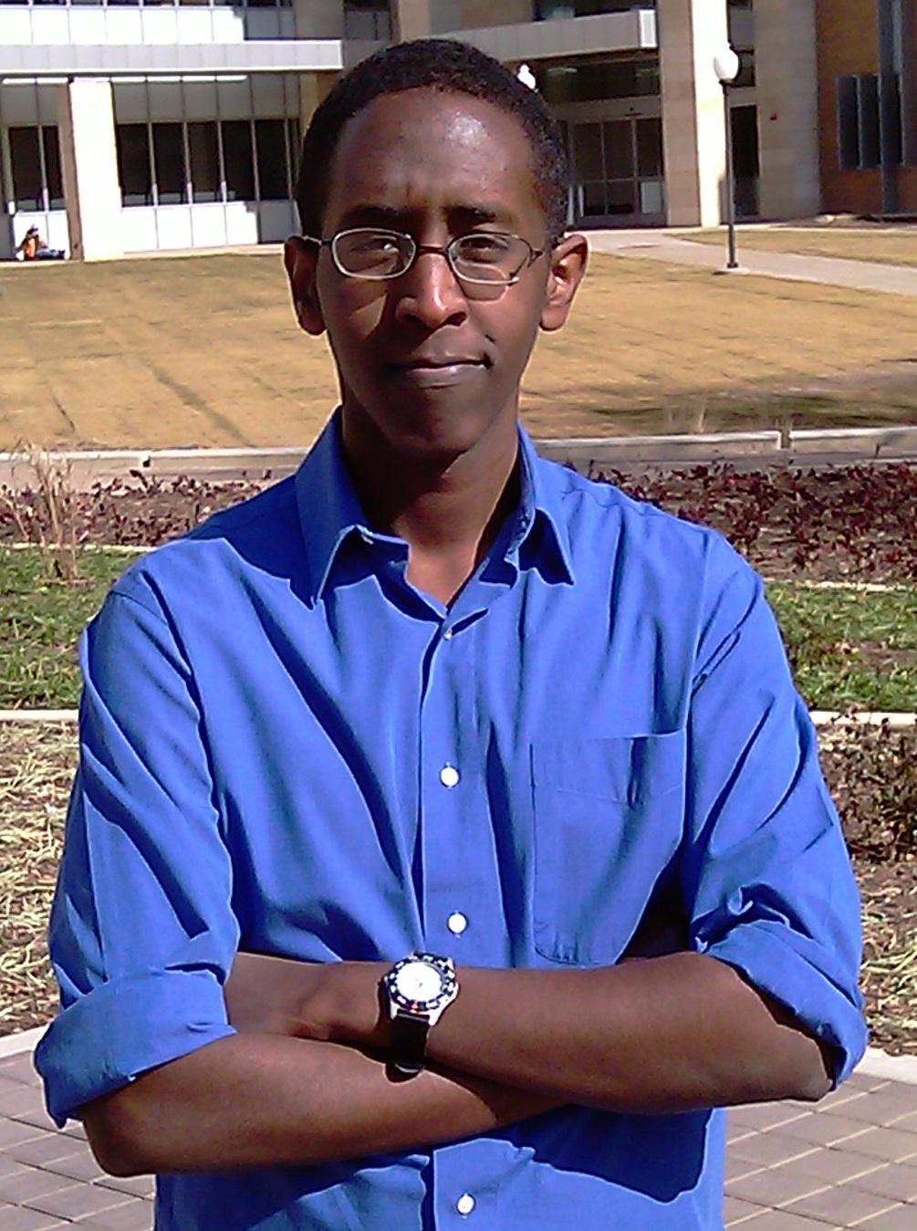 Five Questions Friday: Senai Andai, student at University of Texas at Arlington