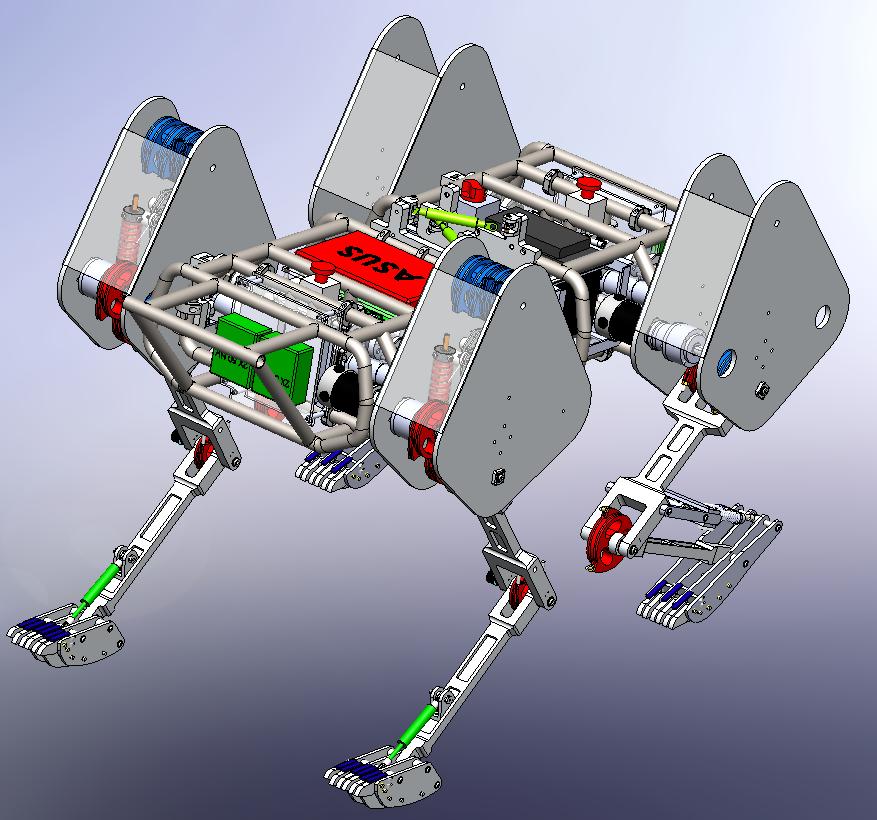 Sabertooth Robotics gets ready for AUVSI and other Robotic Competitions