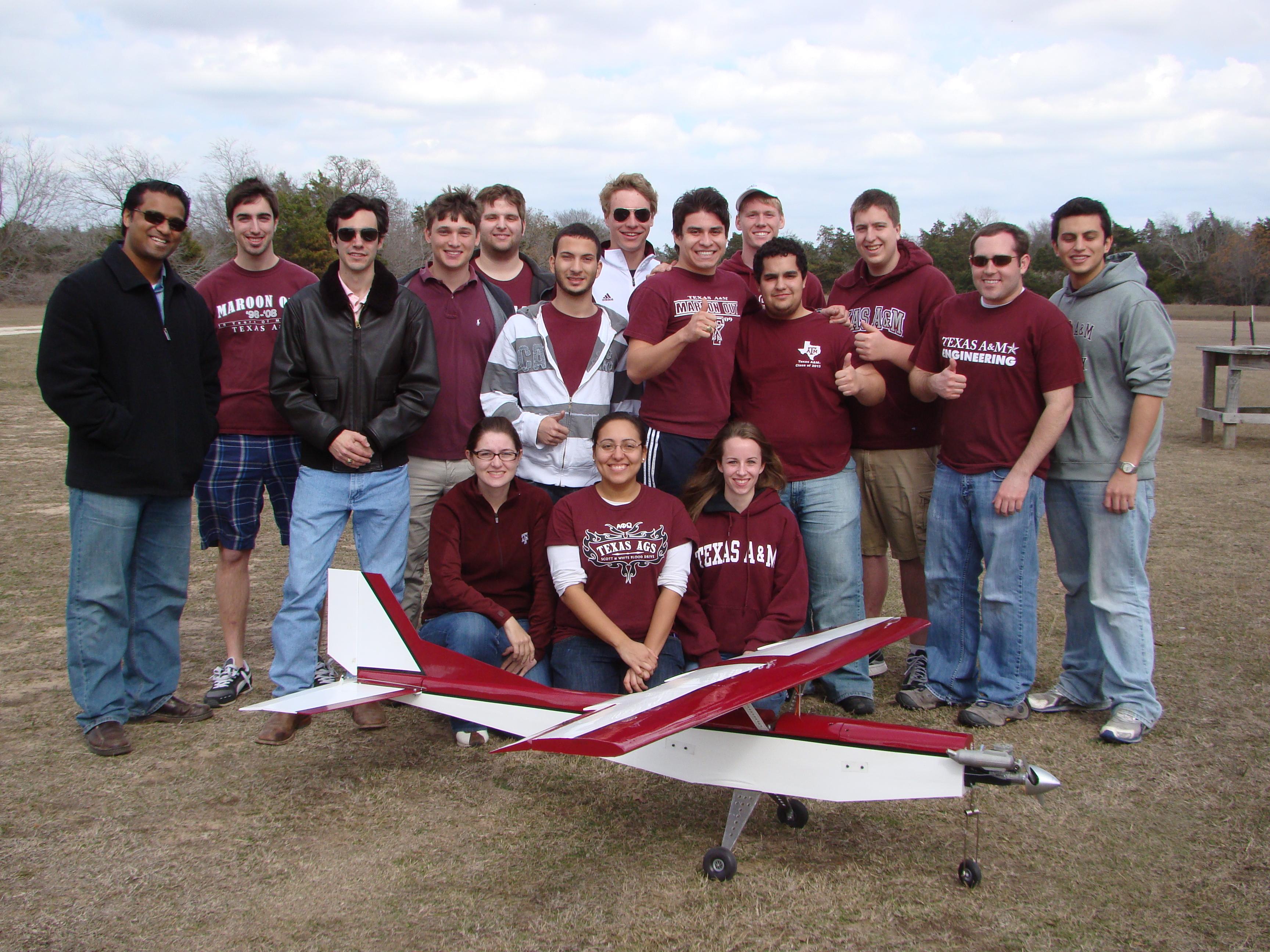 Texas A&M SAE Aero Design Team Flies with SolidWorks