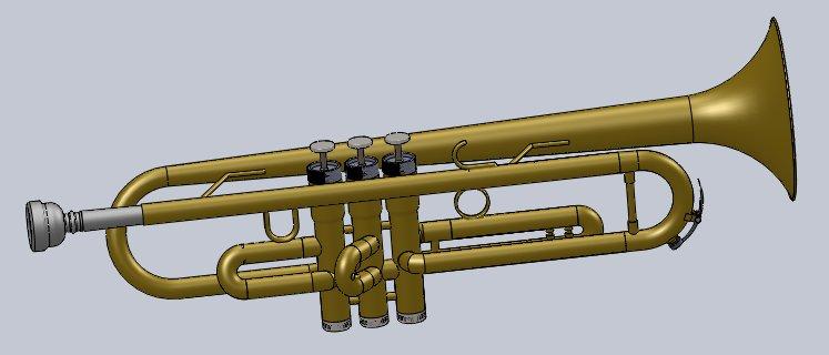 Final Trumpet Assembly
