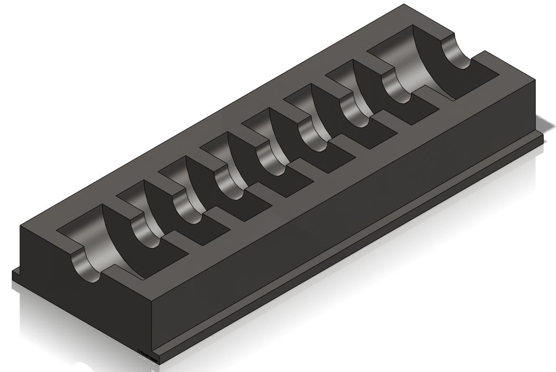 W16 lower crankcase solidworks
