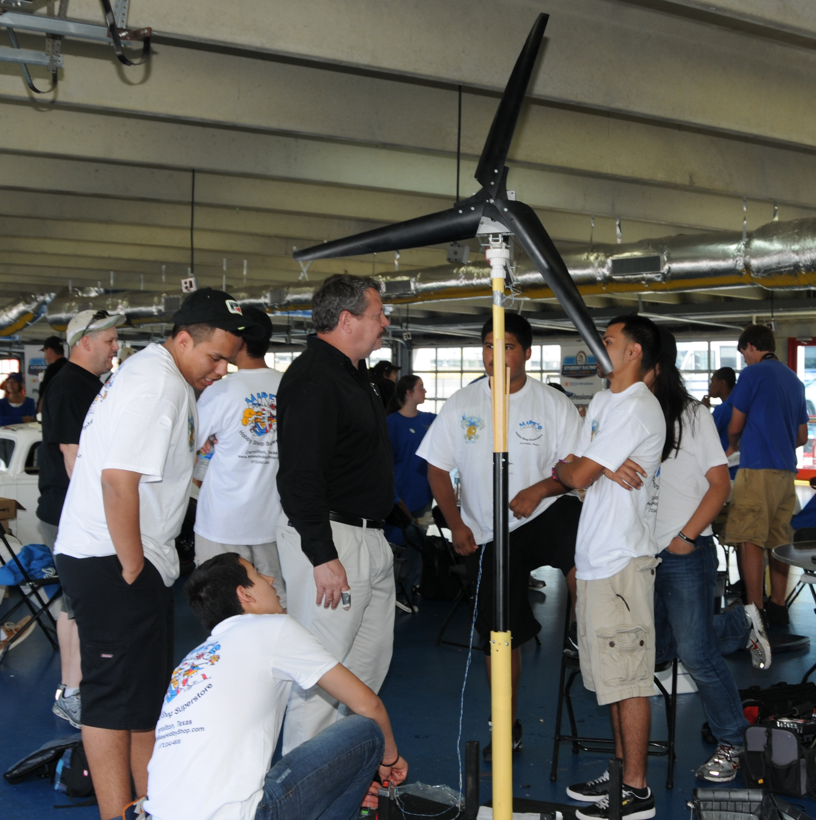 STEM Education with Ten80, NASCAR(R), SolidWorks and Fun