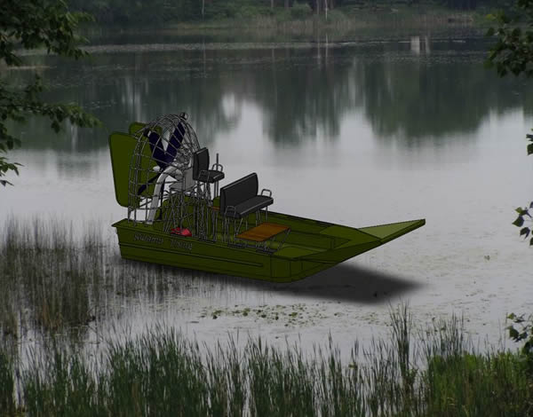 Airboat Final Assm w_background