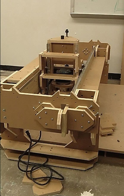 Judah Sher CNC Open Source