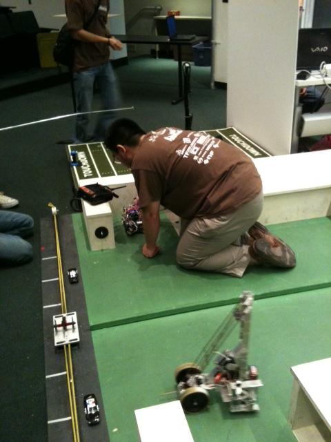 Robocon 2011 Finals