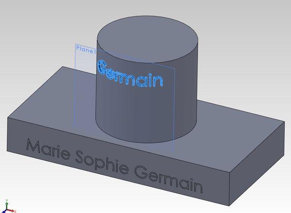 SolidWorks Wrap 2