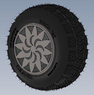 Not An Ordinary Tire