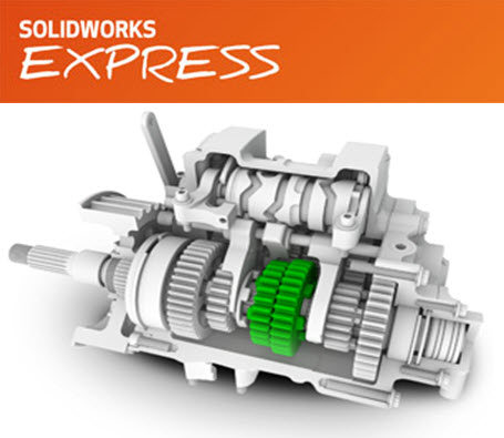 SolidWorks Express July Newsletter – Boundary Surface with a Spoon, Tapering Springs