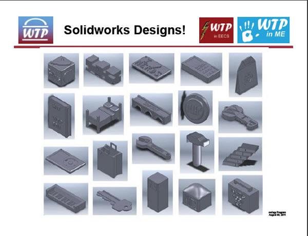 MIT WTP SolidWorks Models