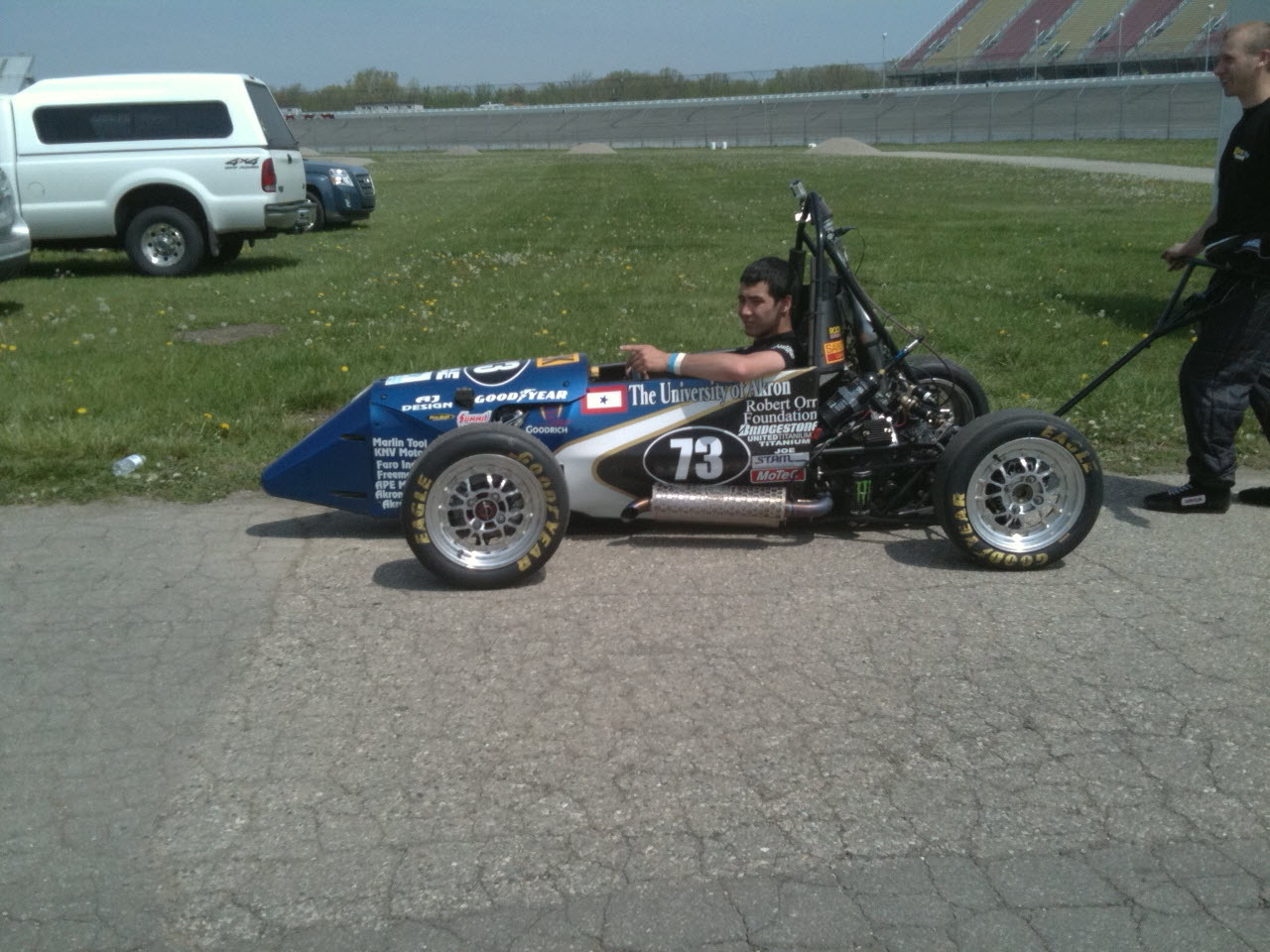 Formula SAE Michigan – Day 3 – For the Love of Engineering