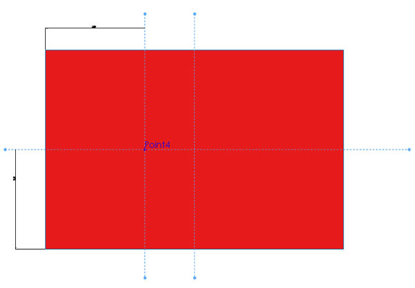 NAFEMS Steady State Temperature Distribution of a Plate Model in SolidWorks