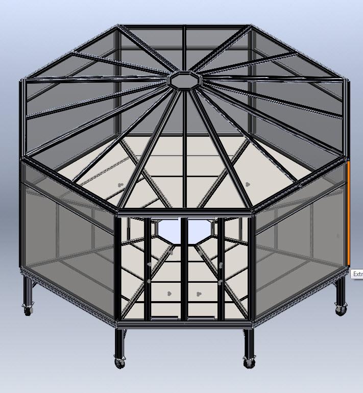 SolidWorks Tutorial: Building a Robot Arena