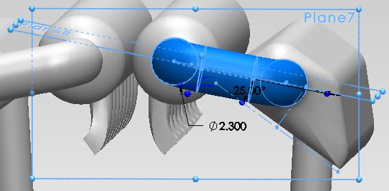 W16 Engine  Intake Manifold