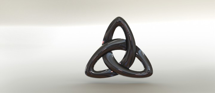 Celtic Knot in SolidWorks