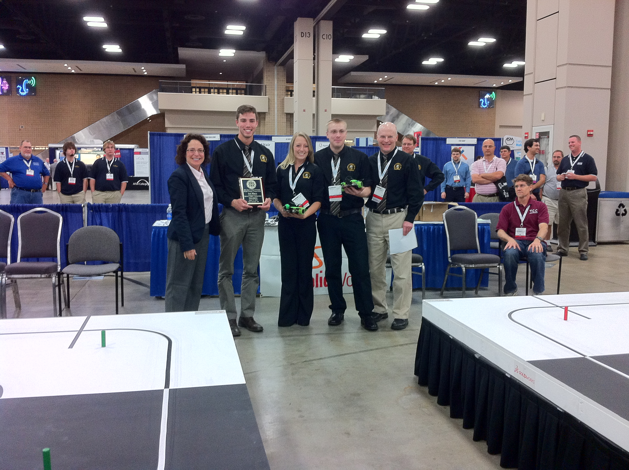 ASEE Contests in Review – Sponsored by SolidWorks