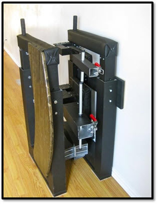 Univ of Waterloo Assistive Standing Device Collapsible