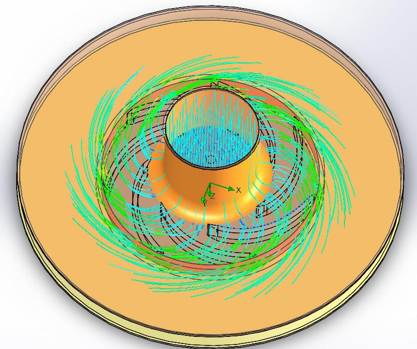 Fluid Analysis Tutorial using SolidWorks