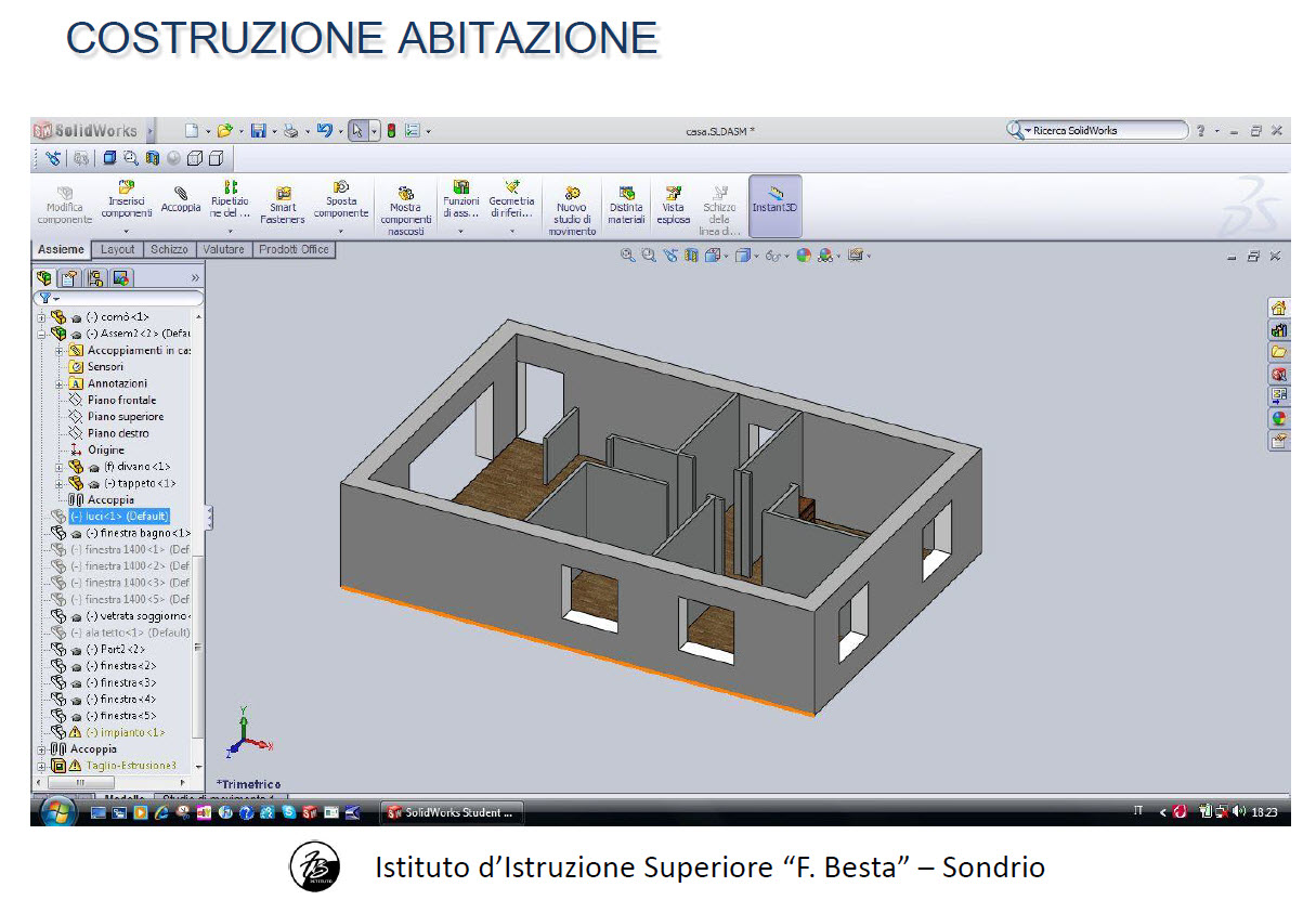 Italian Teachers use SolidWorks to Promote Innovation and Student Employment