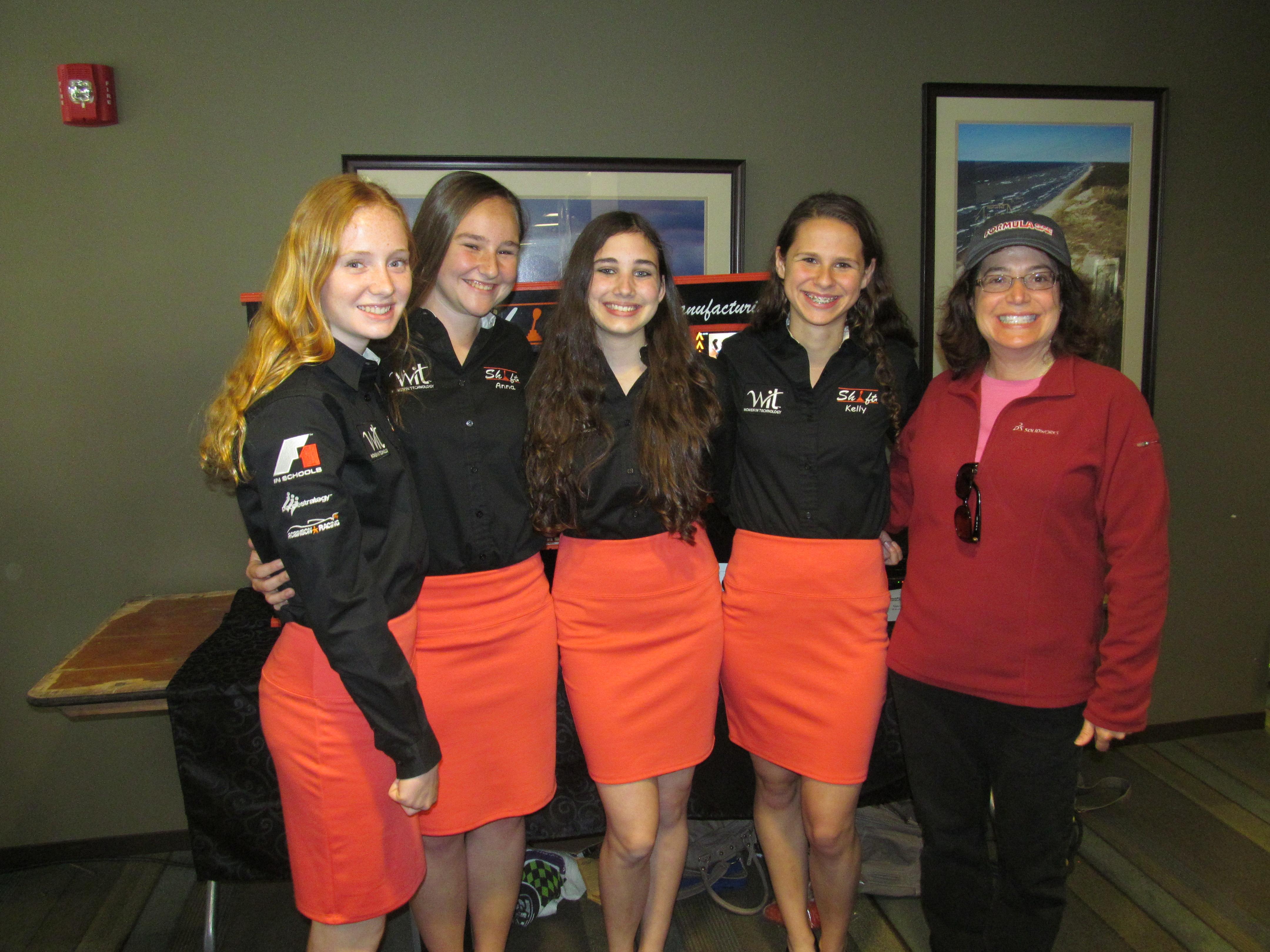 Formula SAE Michigan – students at their best