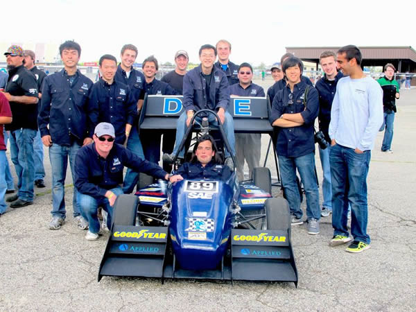DUKE Motorsports FSAE Michigan 2012 002