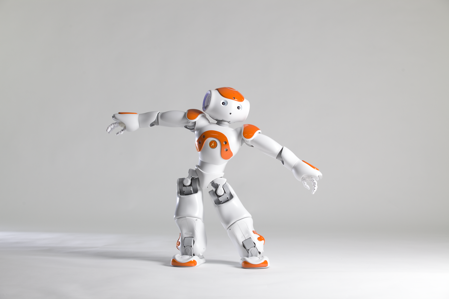NAO Robot Tutorials in SolidWorks