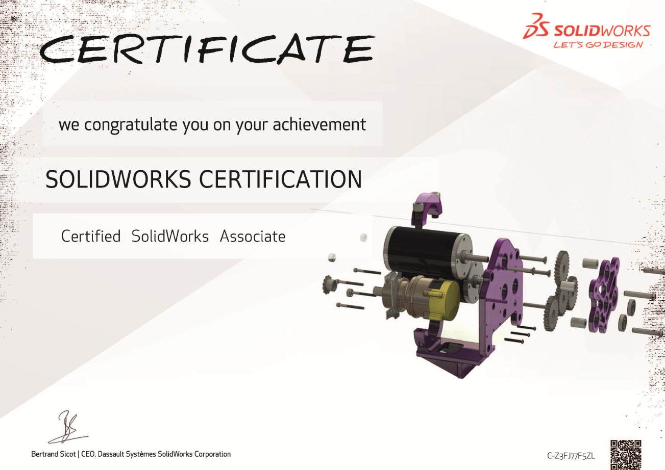 Solidworks Certification Leads Haile Middle School Students To