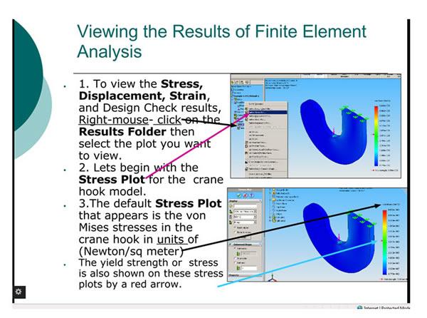 FEA SolidWorks Tutorial Ash Brown 2