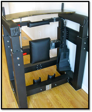 Univ of Waterloo Assistive Standing Device Extended
