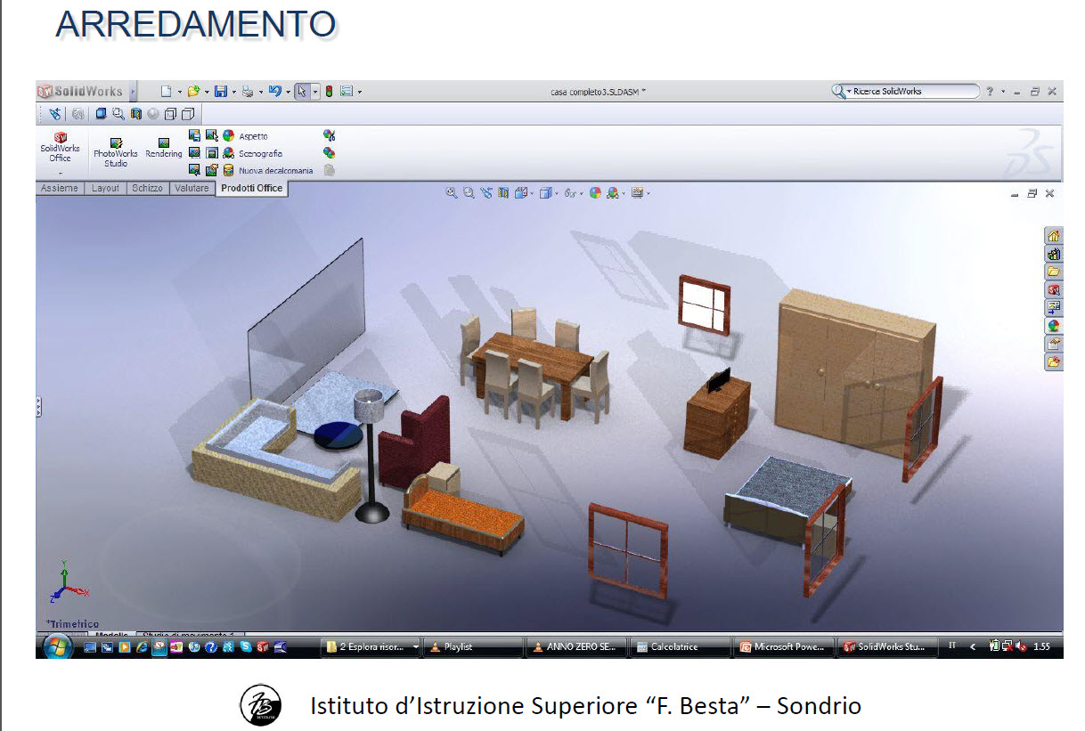 italian teachers use solidworks to promote innovation and student